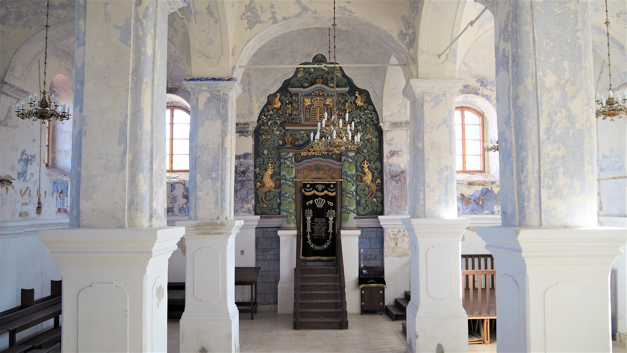 Synagoga w Bobowej, fot. K. Fidyk MIK 2019